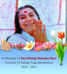 En memoria de Shri Mataji