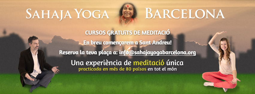 Sahaja yoga barcelona català
