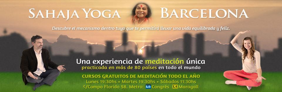 sahaja yoga barcelona horarios septiembre 2013