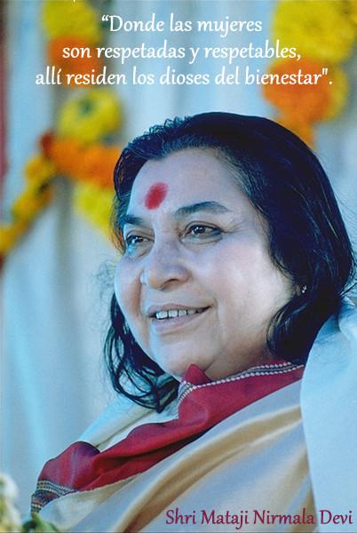 Shri Mataji y el papel de las mujeres