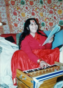 Sahaja Yoga y música para meditar
