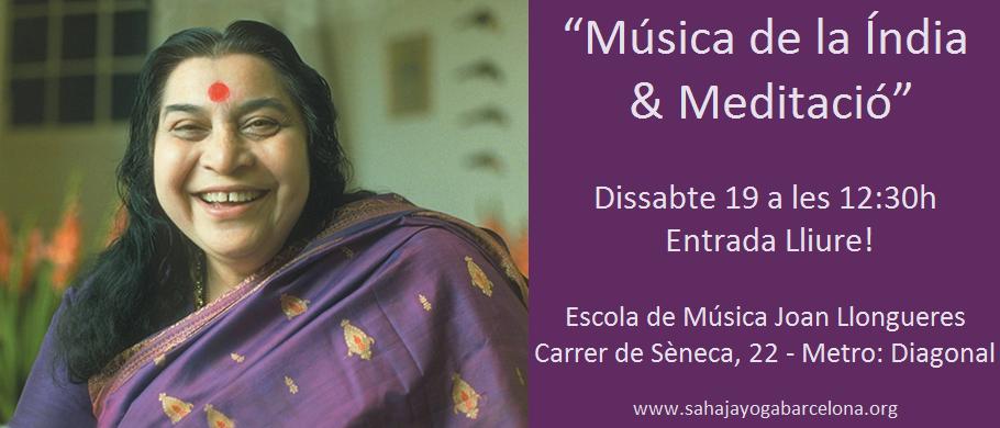 Música de la Índia & Meditació