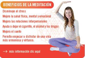 beneficios meditación