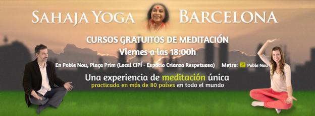Meditación en Poble Nou