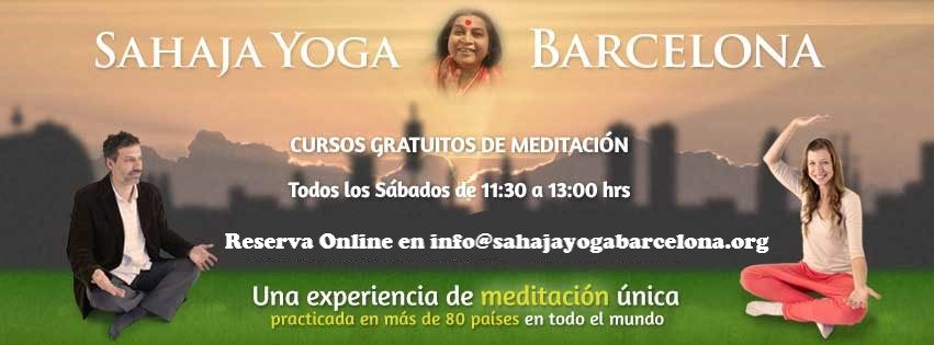 Sahaja Yoga Barcelona – Meditación